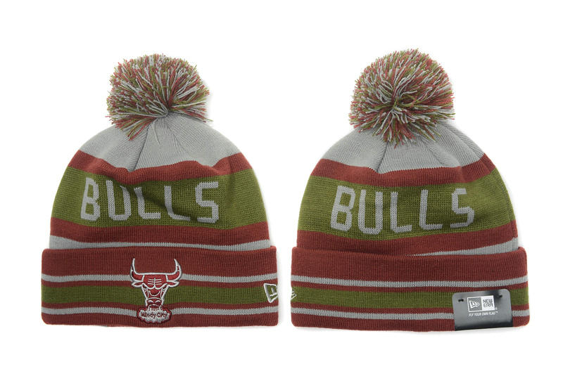 Chicago Bulls Beanie SD